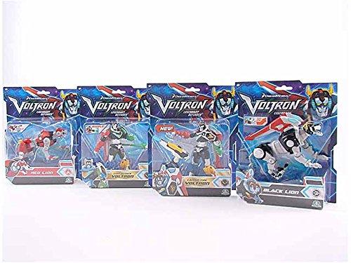Giochi Preziosi Voltron Personaggi Base W2 840, Multicolore, 8056379050667