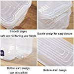 QUICATCH-Food-Storage-Containers-Plastic-Cereal-Containers-for-Home-Kitchen-Refrigerator-Organizer-Storage-Rack-Food-Container-Kitchen-Storage-Organization-Accessories123-Layer-Triple-Layer