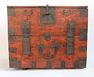 Design MIX Gallery Antique Mongolian Chest