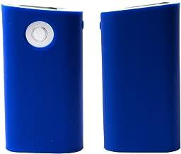 glo ケース グロー シリコン カバー ソフトケース 保護ケース グロー シガレット たばこ ラバー(B-ブルー)