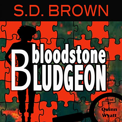 Bloodstone Bludgeon audiobook cover art