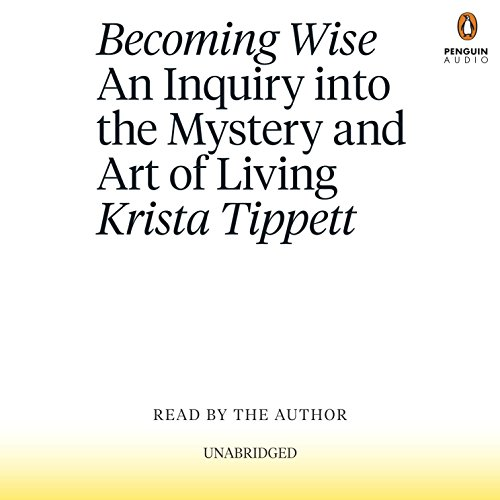 Becoming Wise audiobook cover art