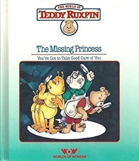 Missing Princes/Book and Cassette (Teddy Ruxpin Adventure Series)