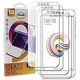 Guran 4 Paquete Cristal Templado Protector de Pantalla para Xiaomi Redmi Note 5A (Y1 Lite) Smartphone 9H Dureza Anti-Ara?azos Alta Definicion Transparente Película