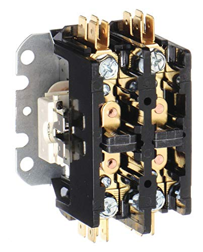 Square D 8910DP32V02 - Replaced by Eaton / Cutler Hammer C25BNB230A Contactor , 2-Pole , 30 Amp , 120 VAC Coil Voltage