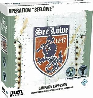 Dust Tactics: Operation Seelowe