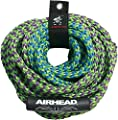 Airhead 2-Section Tow Ropes | 1-4 Rider Ropes for Towable Tubes
