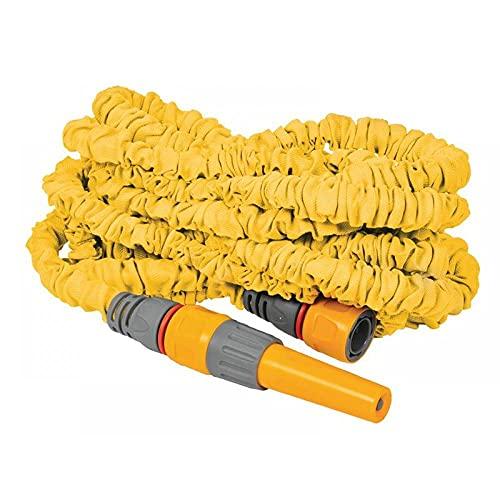 Hozelock 8215 8000 - Manguera (15 m), color amarillo y gris