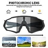 Zoom IMG-2 kapvoe fotocromatici occhiali da ciclismo