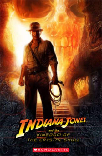 Indiana Jones and the Kingdom of the Crystal Skull Book + CD*OP* (Indiana Jones Film Tie in)