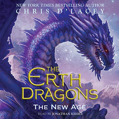 The New Age audiobook cover art