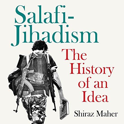Salafi-Jihadism audiobook cover art