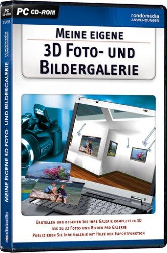Meine eigene 3D Foto- & Bildergalerie [Edizione: Germania]