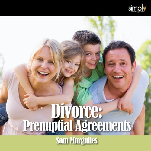 Divorce: Prenuptial Agreements audiobook cover art