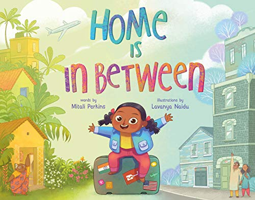 Home Is in Between (English Edition)