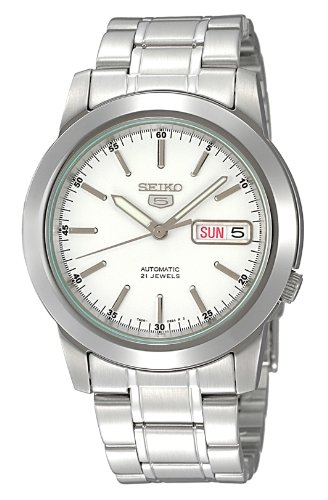 [セイコーインポート] 腕時計 セイコーimport SNKE49JC 逆輸入品 シルバー [並行輸入品]
