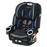 Best Convertible Cars Seats - Graco 4Ever DLX 4 in 1 Car Seat Review
