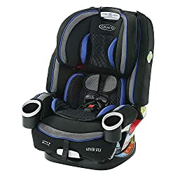 Graco 4Ever DLX 4 in 1 Car Seat, best all-in-one car seats, kid's safety, children's safety, car safety, vehicle safety, baby safety, driving safety, car seats, baby seats, child seats