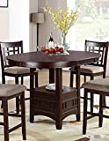 Poundex Dining Tables, Brown