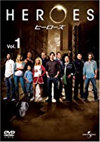 HEROES / ヒーローズ Vol.1 [DVD]