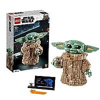 """Fans können ihre eigene Version des Spielzeugs """"Das Kind"""" (75318) zur TV-Serie """"Star Wars: The Mandalorian"""" aus LEGO Steinen bauen und authentische Details nach LEGO Art nachbilden, um ein tolles Deko Modell erschaffen Dieses Baumodell (neu ab Novemb..."""