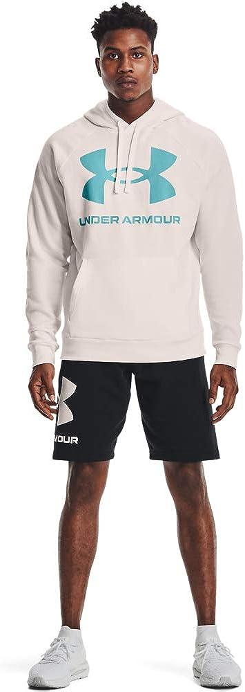 Under Armour Mens Rival Fleece Big Logo Hoodie
