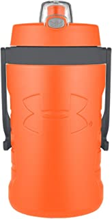 Under Armour Sideline 64 Ounce Water Jug, Blaze Orange