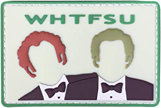 """""""WHTFSU"""" Step Brothers Morale Patch by Violent Little Machine Shop"""