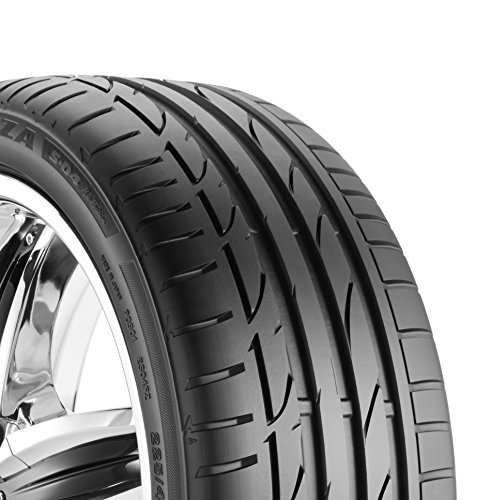 Bridgestone Potenza S-04 Pole Position Radial Tire - 215/45R17 91Z