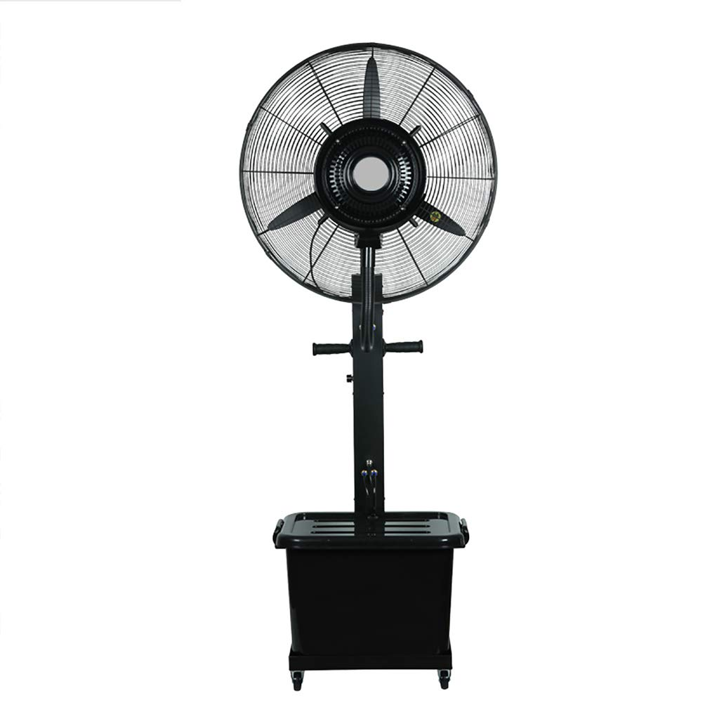 Ventilador De Pulverización Industrial, Pulverizador De Agua ...
