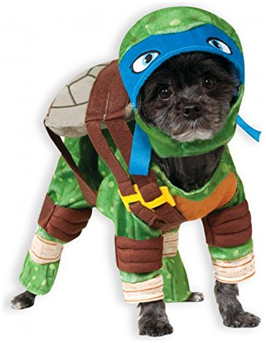 Leonardo Teenage Mutant Ninja Turtles Pet Costume -Dog Medium