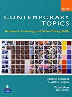 Contemporary Topics Introductory (1E) Student Book