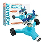 Best Impulse Sprinklers - Aqua Joe AJ-IS6WB Indestructible Series Metal Impulse Sprinkler Review