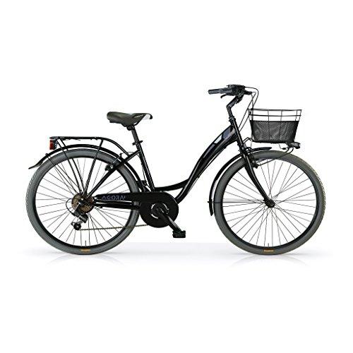 MBM Agora, Bicicletta da Trekking Unisex –...