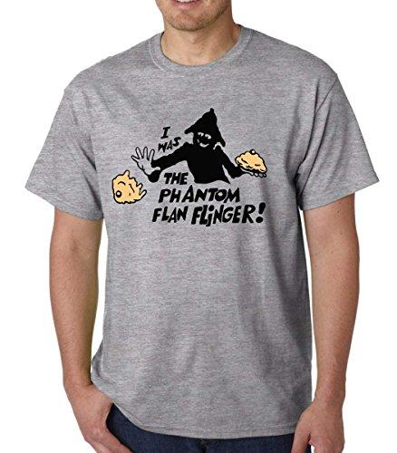 I Was The Phantom Flan Flinger T-shirt