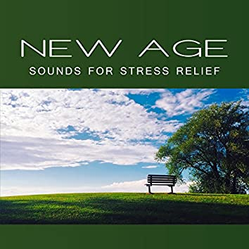 New Age Sounds for Stress Relief – Calming Background Sounds to Relax, Inner Peace, Mind Control, Stress Free