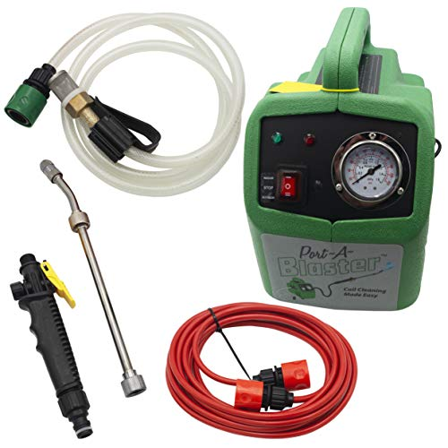 Supplying Demand ZPB140 Port A Blaster HVAC Coil Cleaning Portable...