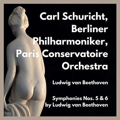 Carl Schuricht & Paris Conservatoire Orchestra