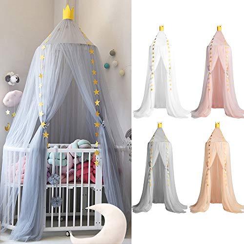 RHSMP opknoping kinderen baby beddengoed Dome Bed luifel muggen net beddengoed gordijn prinses kroonbed gordijn bed tent kinderen kinderen