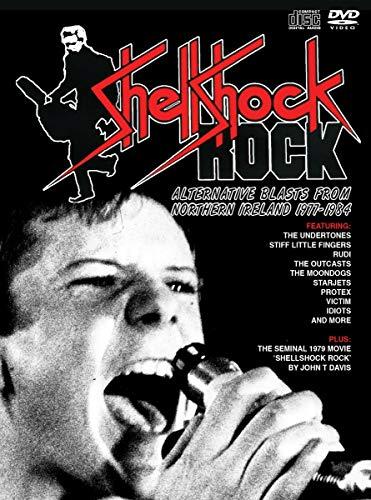Shellshock Rock - Alternative Blasts From Northern Ireland 1977 - 1984 (Box Set