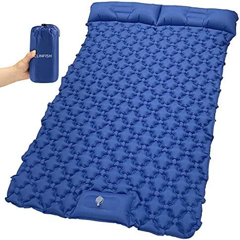 Top 10 Best inflatable sleeping pad Reviews