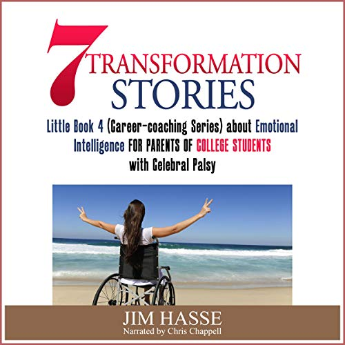 7 Transformation Stories audiobook cover art