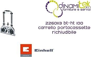 Carretilla einhell art.BT-HT 100 carga kg 100