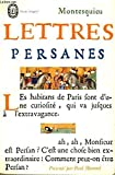 Lettres persanes - Larousse