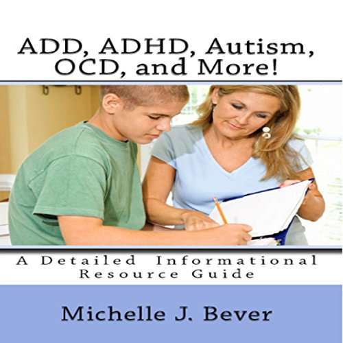 ADD, ADHD, Autism, OCD, and More! Titelbild