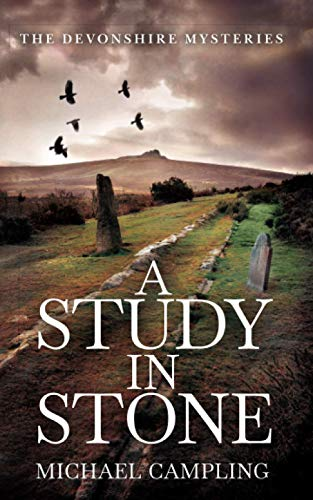A Study in Stone: A British Cozy Mystery (The Devonshire Mysteries)