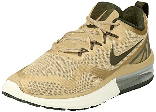 NIKE Air Max Fury Herren Running Aa5739 Sneakers Turnschuhe (UK 8 US 9 EU 42.5, Khaki Cargo Off White 201)
