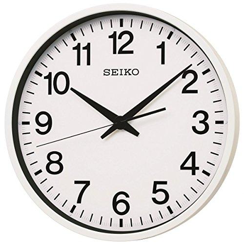 Seiko Clocks Spacelink GPS-Wanduhr Funkgesteuert QXZ001W