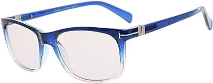 c50c36be73 Eyekepper Lunettes anti lumiere bleue/Lunettes de vue-NOUVEAU Lunettes  Protection pour Ecran PC