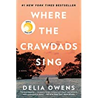 Where the Crawdads Sing Hardcover Book by Delia Owens